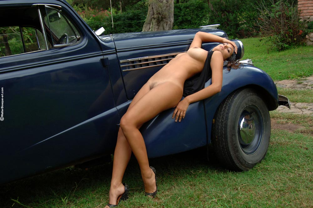 Phrase, Galerie car girls nude think, that